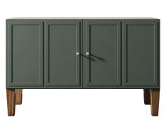 Комод andersen (etg-home) зеленый 110x70x40 см.