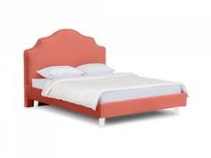 Кровать queen victoria (ogogo) розовый 170x130x216 см.