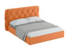 Кровать ember (ogogo) оранжевый 189x113x237 см.
