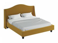 Кровать soul (ogogo) желтый 232x141x220 см.