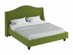 Кровать soul (ogogo) зеленый 232x141x220 см.