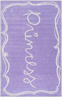 Детский ковер (ravis) фиолетовый 80x120x1 см.
