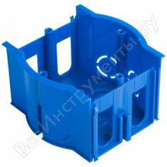 Установочная коробка ekf кмт-010-4007 сборная, проходная, для твердых стен, 71х45, sqplc-kmt-010-4007