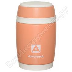 Термос для еды арктика 0.48 л, коралловый 409-480w