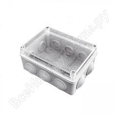 Распаячная коробка ekf кмр-050-041пк 150х110х70мм, proxima, sq plc-kmr-050-041pk