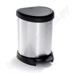 Контейнер для мусора curver deco bin 5л 02160-599-00