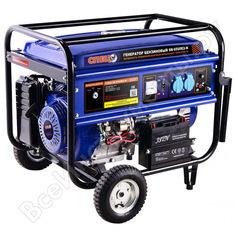Бензиновый генератор спец sb-6500e2n
