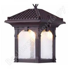 Садово-парковый светильник elektrostandard corvus h капучино gl 1021h a043655