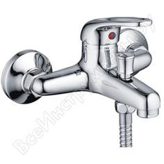 Смеситель для ванны ledeme короткий излив l3039-b 805760