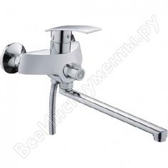 Смеситель для ванны ledeme картридж диаметр 35 мм, длинный излив, l30f дивертор в корпусе l2270 65789