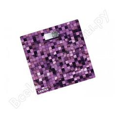 Напольные электронные весы centek мозаика 180кг ct-2426