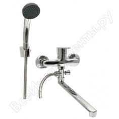 Ванно-душевой смеситель istok одноручный, картридж 35 мм 0402.717