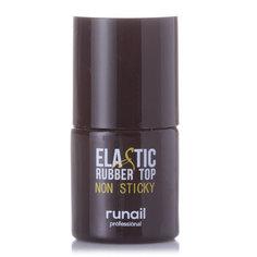 ruNail, Топ для гель-лака Elastic, 10 мл