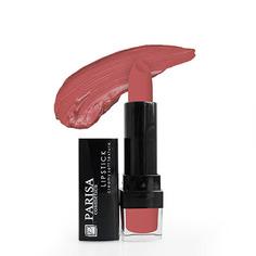 PARISA Cosmetics, Помада для губ Soft Texture, тон 17