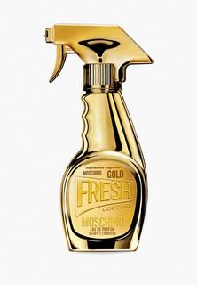Парфюмерная вода Moschino Fresh Gold, 30мл