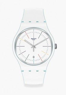 Часы Swatch WHITE LAYERED