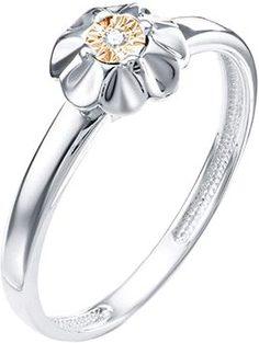 Серебряные кольца Кольца Алькор 01-1454/000B-00
