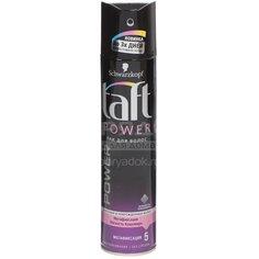 Лак для волос Taft Power Нежность кашемира мегафиксация, 225 мл