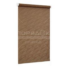 Рулонная штора Веда СРШ-03-827, 140х170 см, какао