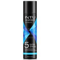 Лак для волос Intu Extra Strong Hold сверхсильная фиксация, 250 мл