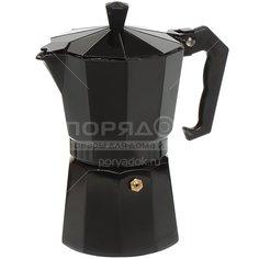 Кофеварка гейзерная Y3-971 I.K с бакелитовой ручкой, 0.18 л