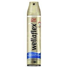 Лак для волос Wellaflex Длительная поддержка объема экстрасильная фиксация, 250 мл