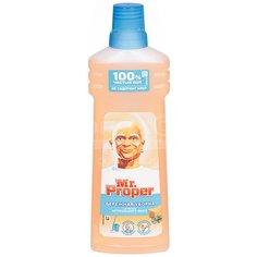 Средство для мытья пола Mr.Proper с ароматом натурального мыла, 750 мл