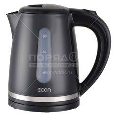 Чайник электрический пластиковый Econ ECO-1712KE, 1.7 л, 2.2 кВт
