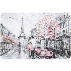 Скатерть из пластика, 60х90 см, Париж