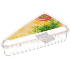 Контейнер пищевой для сыра Idea М1208 прозрачный