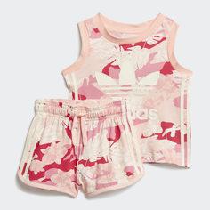 Комплект: майка и шорты adidas Originals