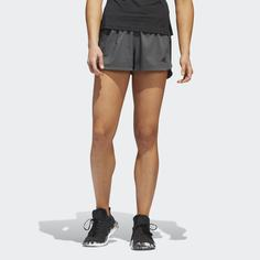 Шорты для фитнеса Pacer 3-Stripes adidas Performance