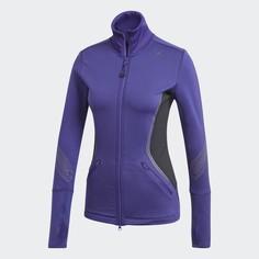 Куртка для бега TruePace COLD.RDY adidas by Stella McCartney