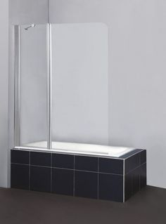 Шторка для ванны BelBagno Sela 120 см текстурное стекло SELA-V-11-120/140-Ch-Cr-L