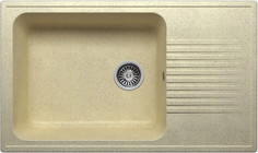 Кухонная мойка Polygran опал F-19 №328