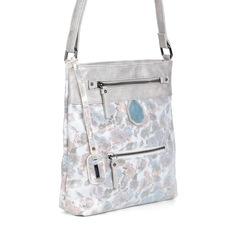 Сумки Серая сумка на плечо с принтом Rieker
