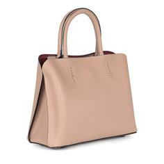 Сумки Бежевая сумка из кожи Respect