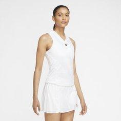 Женская теннисная майка NikeCourt Dri-FIT Slam