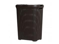 Корзина для белья Curver Rattan Style 60L Dark-Brown 00707-210-01