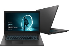 Ноутбук Lenovo IdeaPad L340-17IRH Black 81LL003KRK Выгодный набор + серт. 200Р!!!(Intel Core i5-9300H 2.4 GHz/8192Mb/1000Gb/nVidia GeForce GTX 1050 3072Mb/Wi-Fi/Bluetooth/Cam/17.3/1920x1080/DOS)