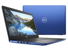 Ноутбук Dell Inspiron 3583 Blue 3583-8505 (Intel Pentium 5405U 2.3 GHz/4096Mb/1000Gb/Intel HD Graphics/Wi-Fi/Bluetooth/Cam/15.6/1366x768/Linux)