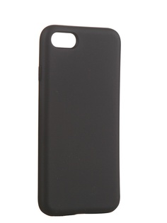 Чехол Neypo для APPLE iPhone 7/8 Silicone Case 2.0mm Black NSC16343