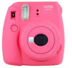 Фотоаппарат Fujifilm Instax Mini 9 Flamingo Pink Выгодный набор + серт. 200Р!!!