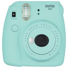 Фотоаппарат Fujifilm Instax Mini 9 Ice Blue Выгодный набор + серт. 200Р!!!