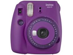 Фотоаппарат Fujifilm Instax Mini 9 Clear Purple Выгодный набор + серт. 200Р!!!