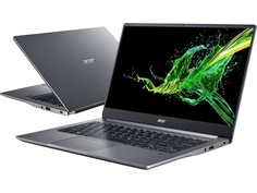 Ноутбук Acer Swift SF314-57G-590Y Iron NX.HUEER.001 (Intel Core i5-1035G1 1.0 GHz/8192Mb/512Gb SSD/nVidia GeForce MX350 2048Mb/Wi-Fi/Bluetooth/Cam/14.0/1920x1080/Linux)