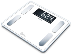 Весы напольные Beurer BF 410 Signature Line White 735.73