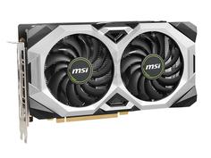 Видеокарта MSI GeForce RTX 2070 VENTUS GP 1620Mhz PCI-E 3.0 8192Mb 14000Mhz 256 bit HDMI 3xDP RTX2070VENTUSGP8G Выгодный набор + серт. 200Р!!!