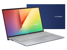 Ноутбук ASUS VivoBook S531FA-BQ021 Green 90NB0LL4-M03080 (Intel Core i5-8265U 1.6 GHz/8192Mb/256Gb SSD/Intel HD Graphics/Wi-Fi/Bluetooth/Cam/15.6/1920x1080/DOS)