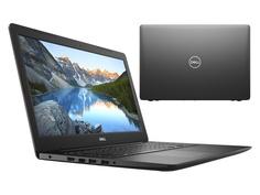 Ноутбук Dell Inspiron 3583 Black 3583-8550 (Intel Pentium 5405U 2.3 GHz/4096Mb/128Gb SSD/Intel HD Graphics/Wi-Fi/Bluetooth/Cam/15.6/1920x1080/Linux)